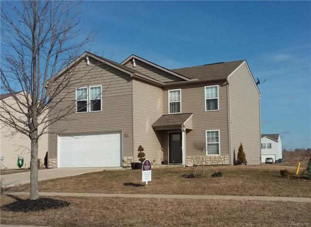 3108 Elk Creek Drive, Clayton Twp, MI 48473 (MLS #218004997) :: The Toth Team