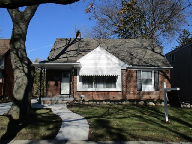 13338 Elgin Avenue, Huntington Woods, MI 48070 (#218005544) :: RE/MAX Nexus
