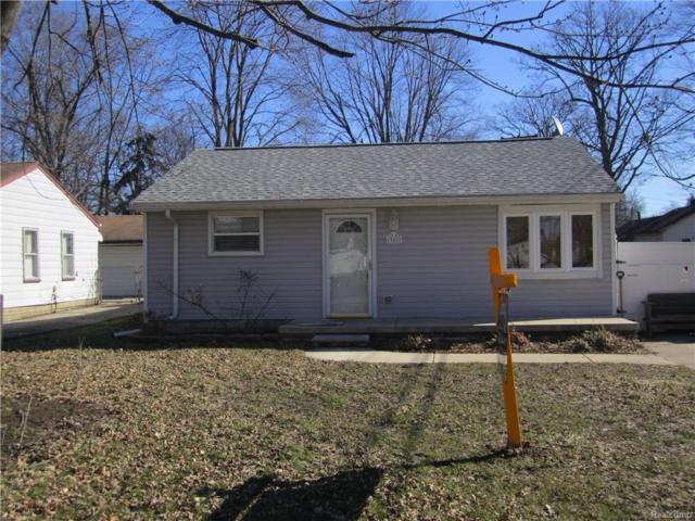 13837 Syracuse Street, Taylor, MI 48180 (#218008661) :: The Buckley Jolley Real Estate Team