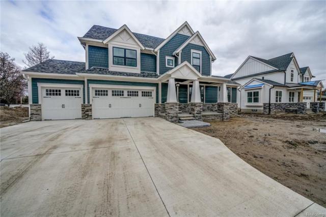 1843 Vinsetta Boulevard, Royal Oak, MI 48067 (#218009951) :: Duneske Real Estate Advisors