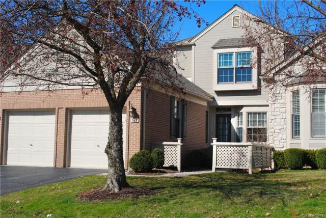 539 Newburne Pointe S, Bloomfield Twp, MI 48304 (MLS #218010310) :: The Toth Team