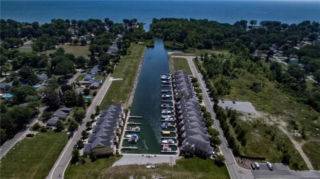 3118 Charme Harbor Drive, Frenchtown Twp, MI 48162 (#218011468) :: Keller Williams West Bloomfield