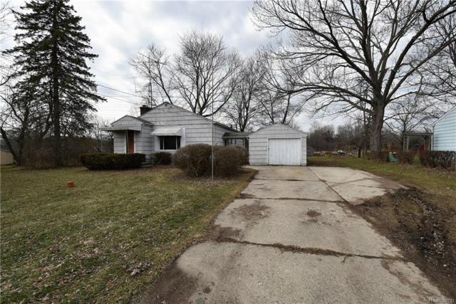 2421 Clayward Drive, Burton, MI 48509 (#218011474) :: The Buckley Jolley Real Estate Team