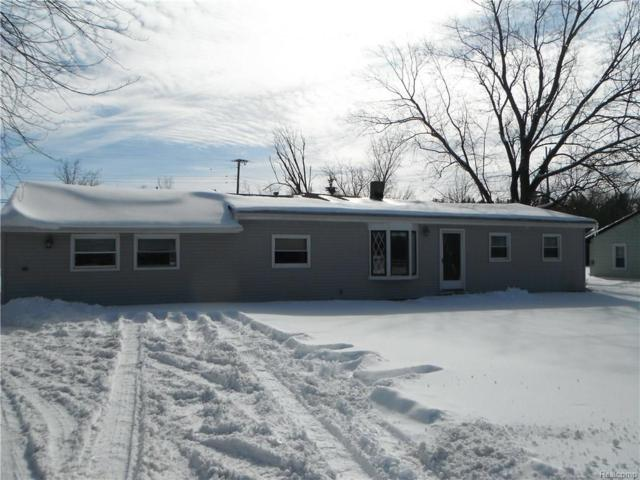 30195 Fort Road, Brownstown Twp, MI 48173 (#218011734) :: RE/MAX Classic