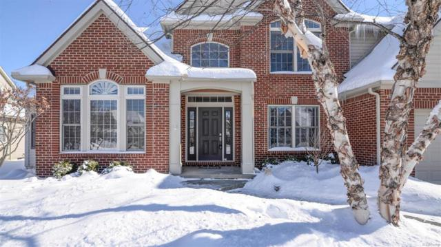 6203 Gyers Meadow Lane, Pittsfield, MI 48108 (#543254342) :: RE/MAX Classic