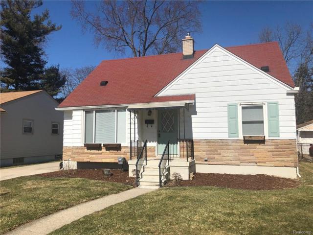 1117 E Windemere Avenue, Royal Oak, MI 48073 (#218011916) :: Duneske Real Estate Advisors