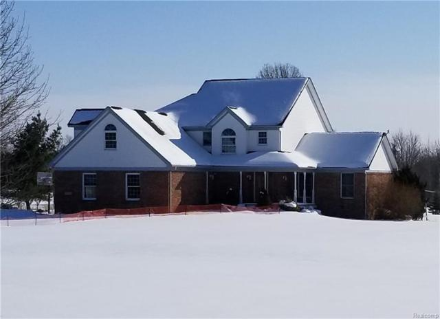 5592 Newark Road, Attica Twp, MI 48444 (#218012178) :: The Buckley Jolley Real Estate Team