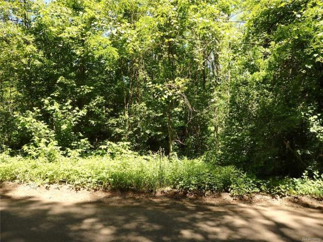 Lot 27 N. Lake Angelus Rd., Auburn Hills, MI 48326 (#218012463) :: The Buckley Jolley Real Estate Team