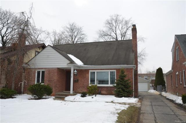 2107 Clawson Avenue, Royal Oak, MI 48073 (#218012644) :: RE/MAX Classic