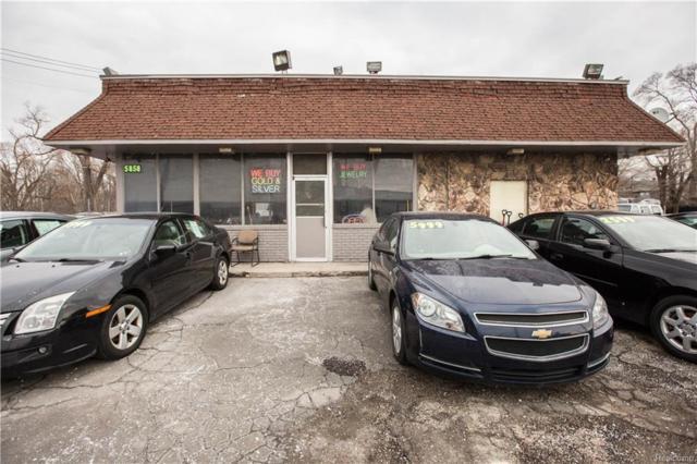 5842 Tireman Street, Detroit, MI 48204 (#218014080) :: Duneske Real Estate Advisors