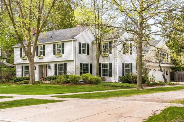 1381 Buckingham Avenue, Birmingham, MI 48009 (#218014567) :: Duneske Real Estate Advisors