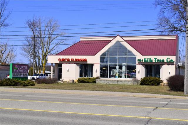 5200 Corunna Road, Flint Twp, MI 48532 (#218014704) :: RE/MAX Classic