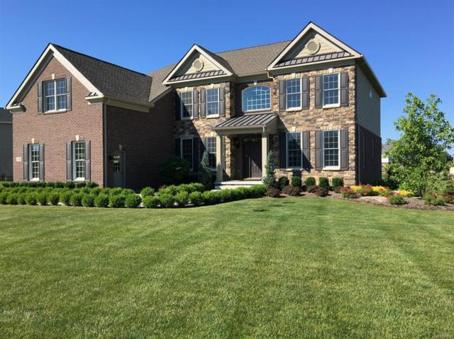 2070 Kimberwicke Court, Lodi Twp, MI 48103 (#543254592) :: The Buckley Jolley Real Estate Team