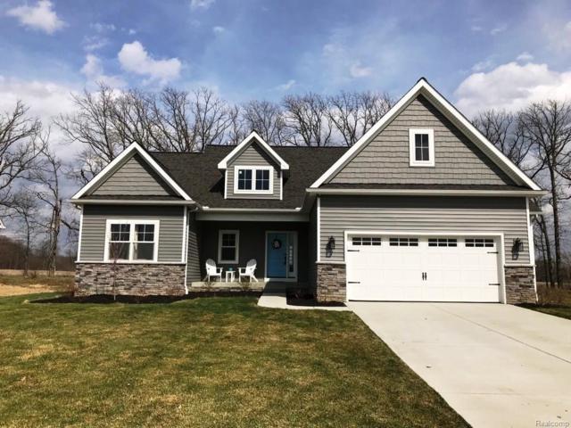 8353 Meadow Creek Drive, Goodrich Vlg, MI 48438 (#218016174) :: Duneske Real Estate Advisors