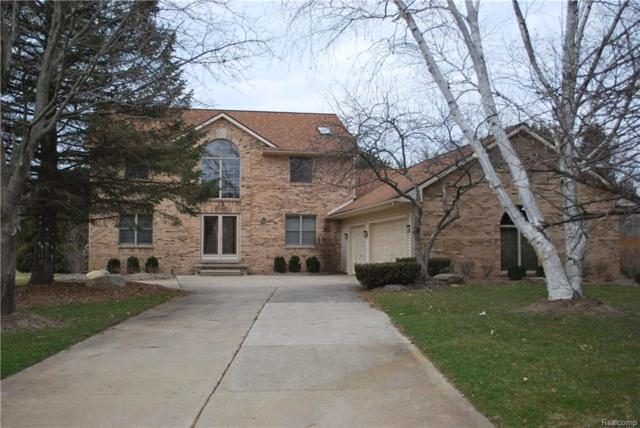 3630 Car Drive, Commerce Twp, MI 48382 (MLS #218016479) :: The Toth Team