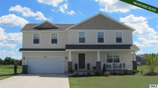 2845 Tall Grass, Grass Lake, MI 49240 (MLS #55201800619) :: The Toth Team