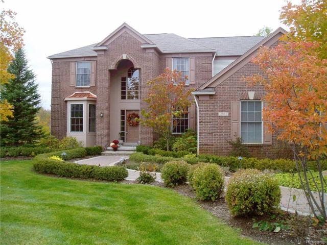 3961 Ridgemonte Court, Oakland Twp, MI 48306 (#218017715) :: Simon Thomas Homes