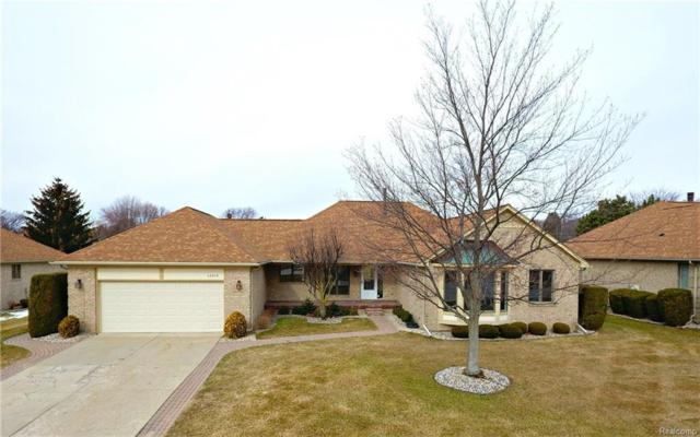 49919 Miller Court, Chesterfield Twp, MI 48047 (MLS #218017746) :: The Toth Team