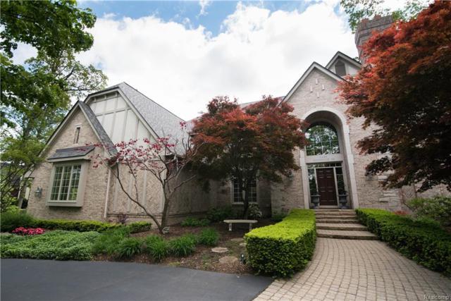 2489 Heronwood Drive, Bloomfield Twp, MI 48302 (#218018106) :: Duneske Real Estate Advisors