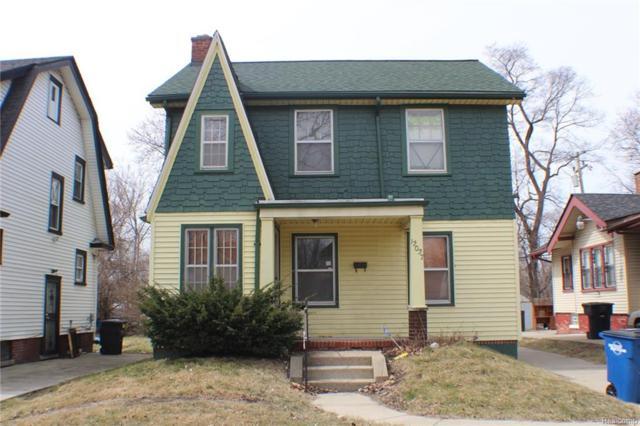 12027 Manor Street, Detroit, MI 48204 (#218018265) :: RE/MAX Classic