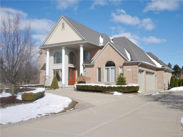 3838 Rosewood Lane, Rochester Hills, MI 48309 (MLS #218018768) :: The Toth Team