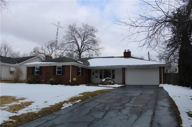 3441 Hawthorne Drive, Flint, MI 48503 (#218018996) :: Duneske Real Estate Advisors