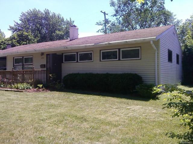 1801 Bayberry Lane, Flint, MI 48507 (#218019195) :: Duneske Real Estate Advisors