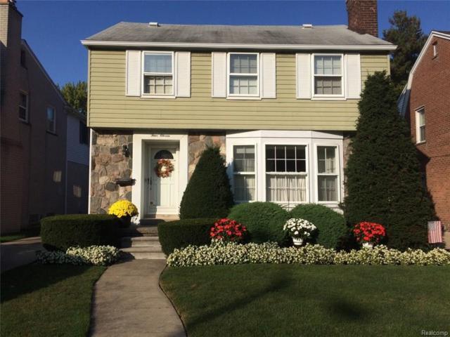 411 N Military Street, Dearborn, MI 48124 (#218019403) :: RE/MAX Vision