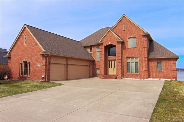 3810 Newport Way Drive, Waterford Twp, MI 48329 (#218019421) :: Duneske Real Estate Advisors