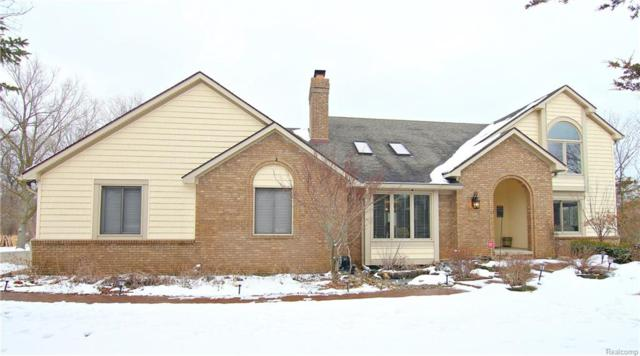 1232 Pine Ridge Road, Milford Twp, MI 48380 (#218019824) :: RE/MAX Classic