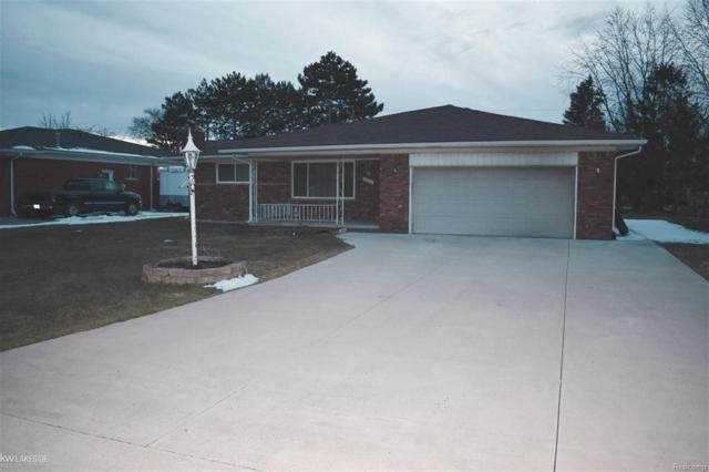 37051 Almont Dr E, Sterling Heights, MI 48310 (#58031341966) :: RE/MAX Nexus