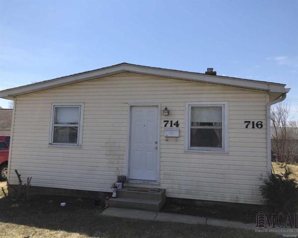 714 E 7TH, Monroe, MI 48161 (#57003451884) :: Duneske Real Estate Advisors