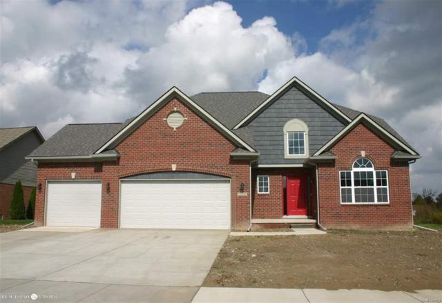 20965 Prairie Creek Blvd, Brownstown Twp, MI 48183 (MLS #58031342035) :: The Toth Team
