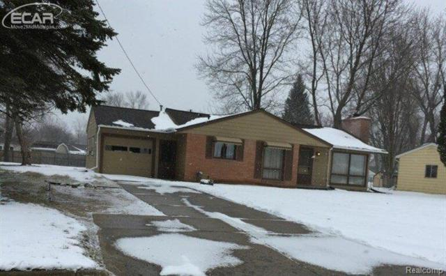 4310 Tommy Armour Drive, Genesee Twp, MI 48506 (#5030072507) :: Metro Detroit Realty Team | eXp Realty LLC