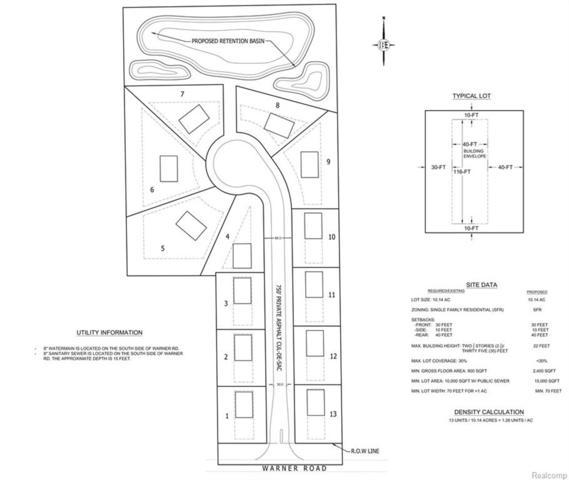 00 Warner, Howell Twp, MI 48855 (#218020792) :: The Buckley Jolley Real Estate Team