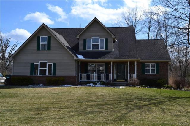 2471 Musson Road, Oceola Twp, MI 48855 (#218021129) :: RE/MAX Vision