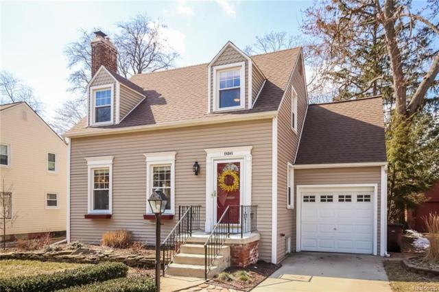 986 Roosevelt Street, Plymouth, MI 48170 (#218021192) :: Duneske Real Estate Advisors