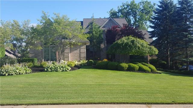 54355 Royal Troon, South Lyon, MI 48178 (#218021766) :: Simon Thomas Homes