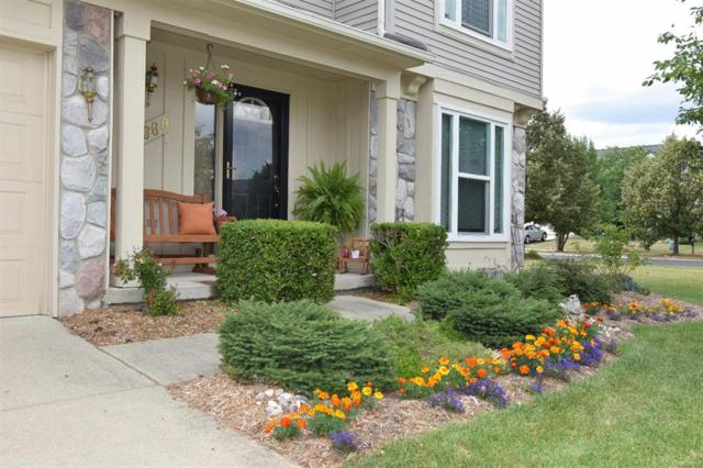 2660 Aspen Ridge Drive, Pittsfield Twp, MI 48103 (#543255071) :: The Buckley Jolley Real Estate Team
