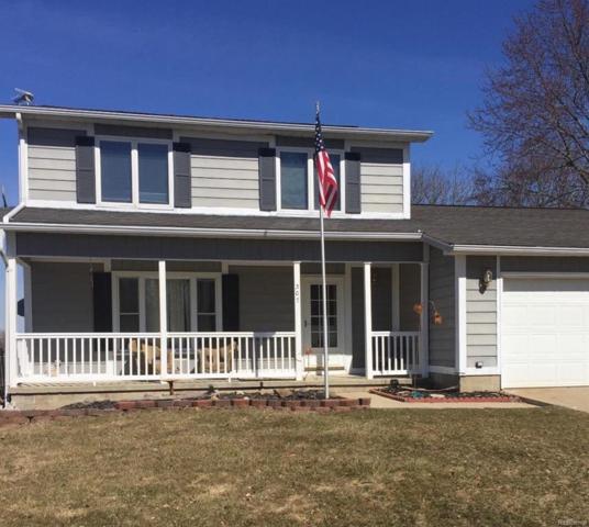 307 Edward J Street, Clinton Vlg, MI 49236 (#543255051) :: Duneske Real Estate Advisors