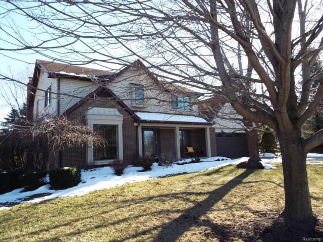 45391 Dunbarton Drive, Novi, MI 48375 (#218022345) :: Duneske Real Estate Advisors
