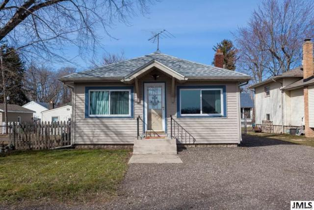 106 W Grove St, Leoni, MI 49254 (#55201800815) :: Duneske Real Estate Advisors