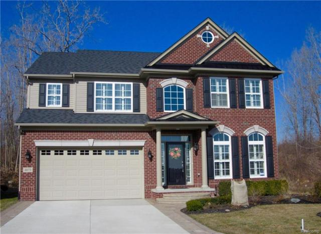 4873 W Stonegate Circle, Orion Twp, MI 48359 (MLS #218022429) :: The Toth Team