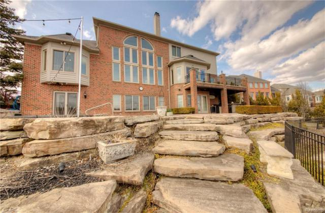 10592 Lighthouse Pointe, Green Oak Twp, MI 48178 (#218022457) :: The Mulvihill Group