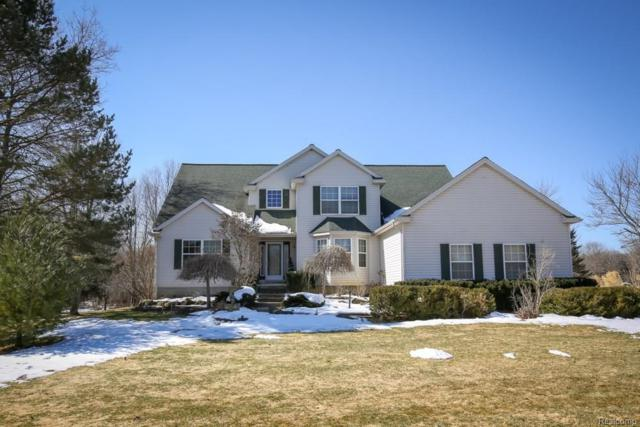 4663 Mesa Court, Independence Twp, MI 48348 (MLS #218022585) :: The Toth Team