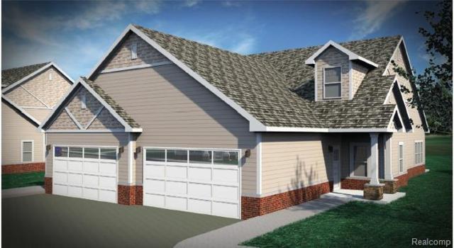401 Baker Crossing, Dexter, MI 48130 (#543255122) :: Duneske Real Estate Advisors