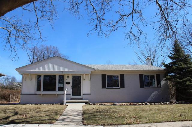 616 Leona Drive, Ann Arbor, MI 48103 (#543255116) :: The Buckley Jolley Real Estate Team