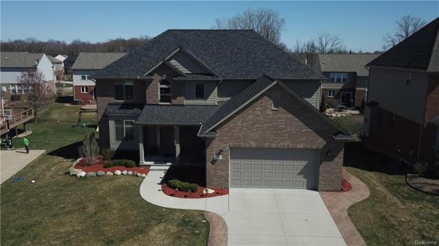 4721 Catalina Drive, Orion Twp, MI 48359 (MLS #218022920) :: The Toth Team