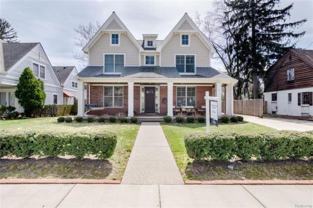 855 Harmon Street, Birmingham, MI 48009 (#218023117) :: Duneske Real Estate Advisors