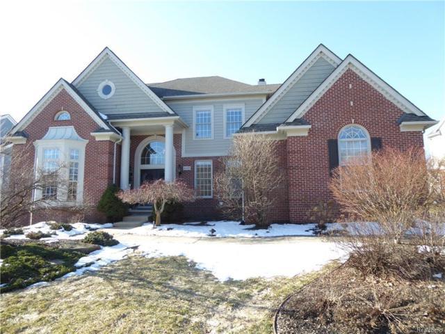 47255 Sunnybrook Lane, Novi, MI 48374 (#218023252) :: Duneske Real Estate Advisors